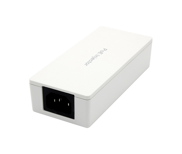 Tenda POE30G-AT Gigabit PoE Injector IEEE 802.3af/at, 30W, 10/100/1000 Mbps Ethernet PoE Adapter, Plug and Play, up to 100 meters, White